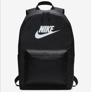 Nike Black Heritage Bookbag